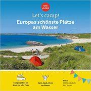 Cover - Let's camp! Europas schönste Plätze am Wasser