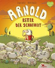 Buchcover - Arnold Retter der Schafheit
